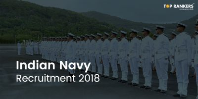 Indian Navy Recruitment 2018 for Law, Logistic & IT in Executive Branch