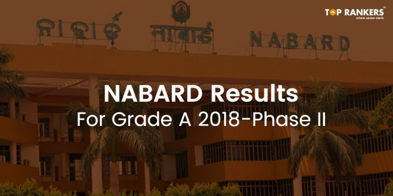 NABARD Result Grade A- Phase II