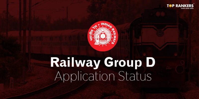 Railway Group D Application Status 2018 Out - Check your status now!