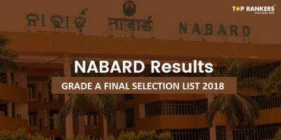 NABARD Grade A Final Result 2018 Out – Check here!