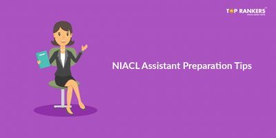 NIACL Assistant Preparation Tips Checklist