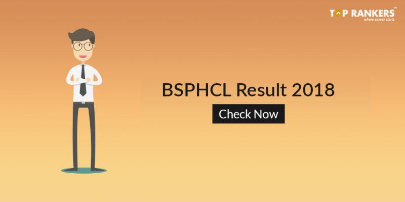 BSPHCL Result 2018 for Accounts Officer Declared!