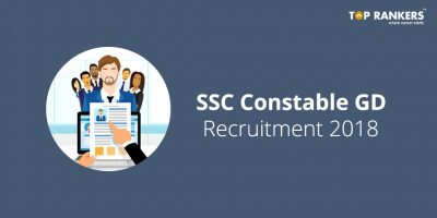 SSC Constable GD Recruitment 2018 | Registration Postponed!