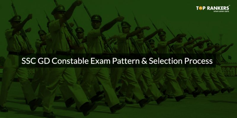 SSC GD Constable Exam Pattern & Selection Process