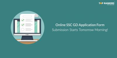 How to Fill SSC Constable GD Application Form