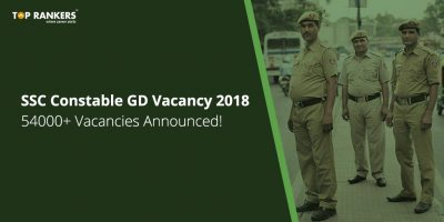 SSC GD Constable Vacancy 2019: Check SSC GD Zone Wise Vacancies List