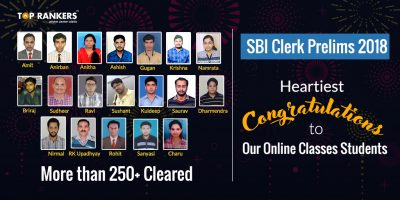 Happy to share about SBI Clerk Results, Check Toppers Strategy