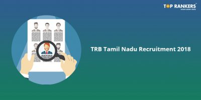 TRB Tamil Nadu Recruitment 2018