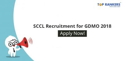 SCCL Recruitment 2018 for GDMO | Check Notification Details