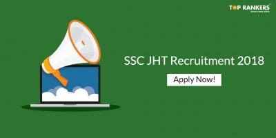 SSC JHT Recruitment | Notification Date out!