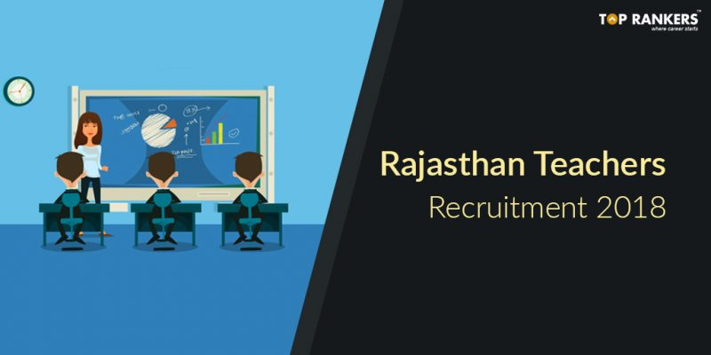 Rajasthan Teachers Recruitment 2018