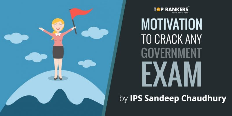 Motivation tips to crack Government Exams