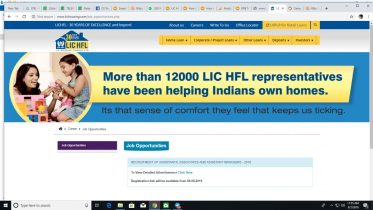 LIC HFL Recruitment 2019 Apply Online Now for 300 Vacancies!