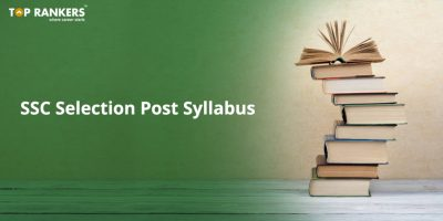 Complete SSC Selection Post Syllabus 2018
