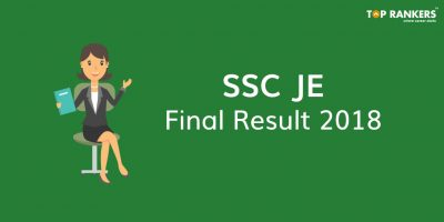 Final SSC JE Result 2017 Released @ ssc.nic.in!