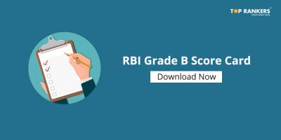 Final RBI Grade B Scorecard Released | Check Final Mark sheet