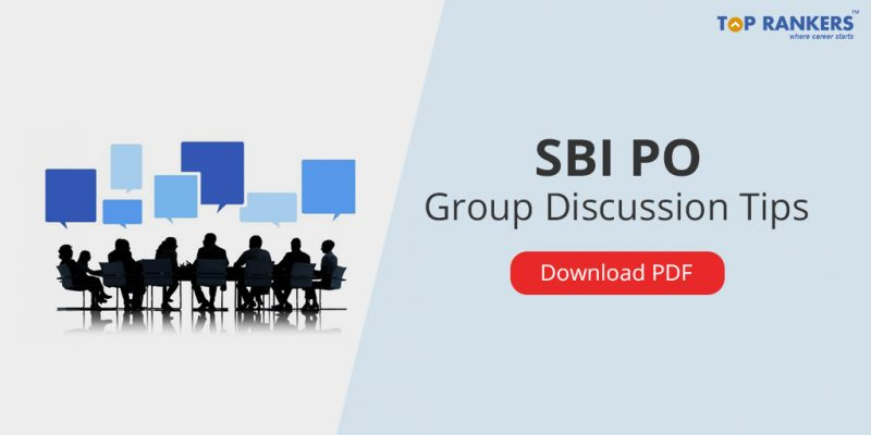 SBI PO Group Discussion 2020