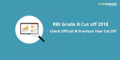 RBI Grade B Cut Off 2018-19