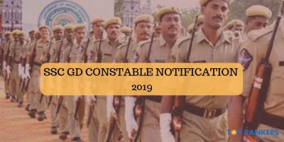 SSC Constable GD Notification 2019