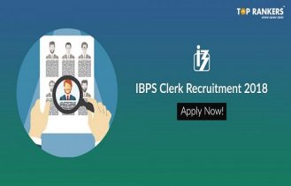 IBPS Clerk Recruitment 2018 | Apply before 10th October
