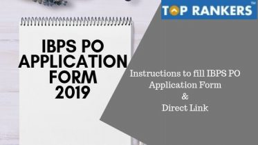 IBPS PO Application Form 2019 – Registration Link Active Now