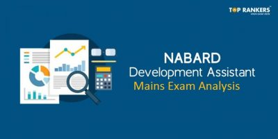 NABARD Development Assistant Exam Analysis & Qs Asked 2018