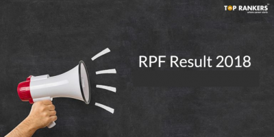 Official RPF Result PDF for Constable 2019