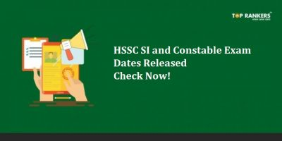 HSSC Exam Dates for Constable and SI Released | Get Admit Card Download Date