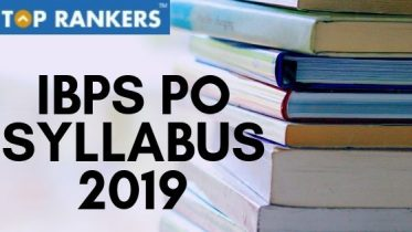 IBPS PO Syllabus 2019 PDF Download For Prelims & Mains Exam