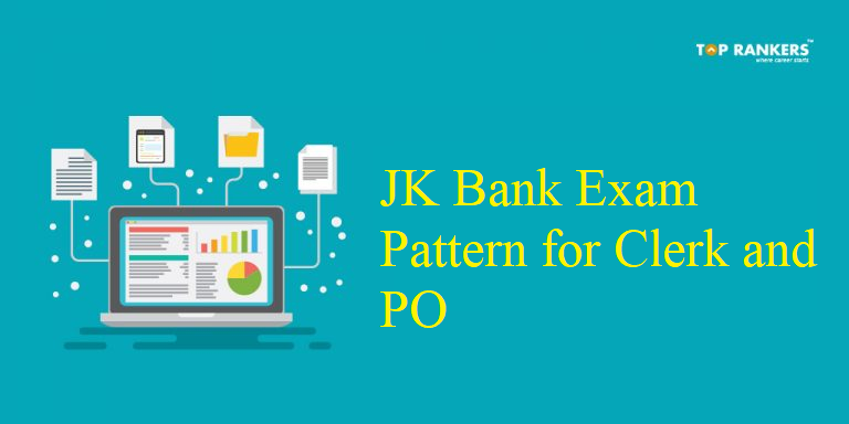JK Bank Exam Pattern for Clerk and PO 2018