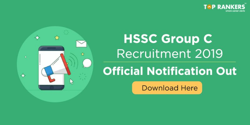 hssc recruitment group c 2019