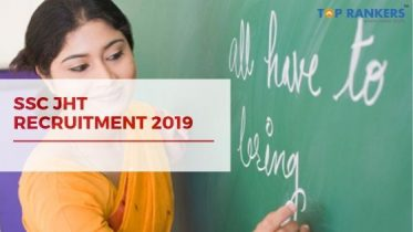 SSC JHT Recruitment 2019: Check Official Notification Here
