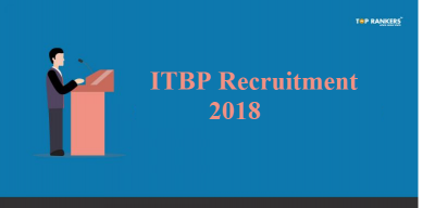 ITBP Recruitment 2018 for Constable | Apply for 218 Telecom constable Posts!