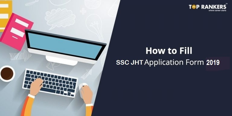 SSC JHT Application Form