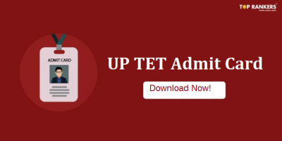 UPTET Admit Card 2018 Released | Download your UPTET hall ticket here!