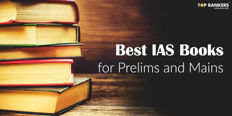 Best IAS Books for Prelims and Mains Exam