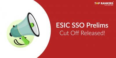 Official ESIC SSO Prelims Score Card Out | Check Cut Off