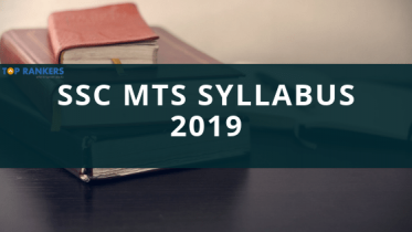 SSC MTS Syllabus 2019 | Download Free Syllabus PDF