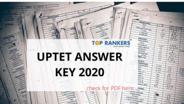 UPTET Answer Key 2020 Released | Check for Direct Download Link Here
