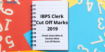 IBPS Clerk Cut Off Marks 2019