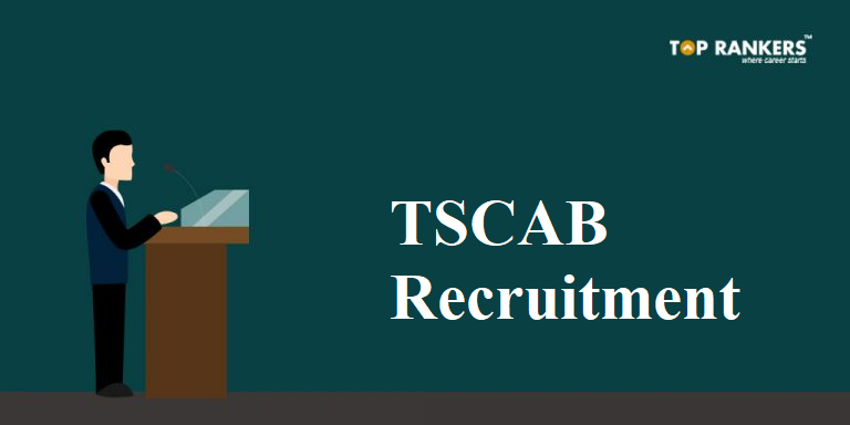 TSCAB Recruitment 2018