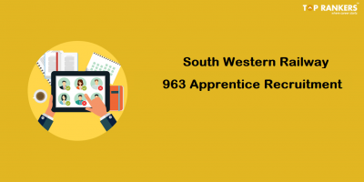 South Western Railway Recruitment of 963 Apprentice Posts | Apply Now!