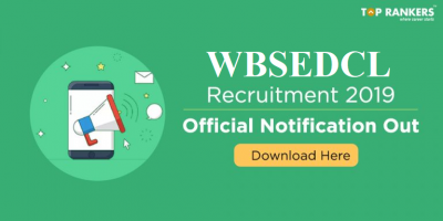 WBSEDCL Recruitment 2019 | Apply for 1179 Posts here!
