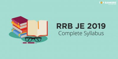 RRB JE Syllabus 2019 | Get the detailed Syllabus for JE CBT 1 and 2