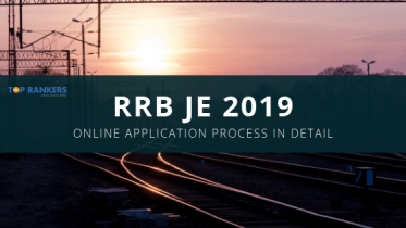 RRB JE Application Form 2019 | Know How To Apply Online?