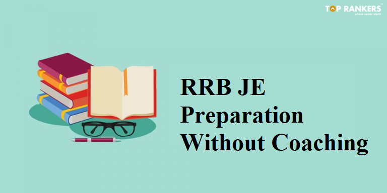 RRB JE Preparation without Coaching
