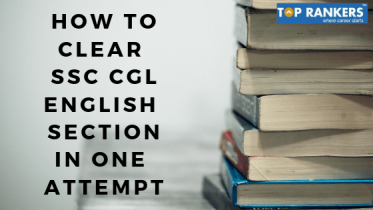 How to clear SSC CGL English in one attempt | CGL Preparation