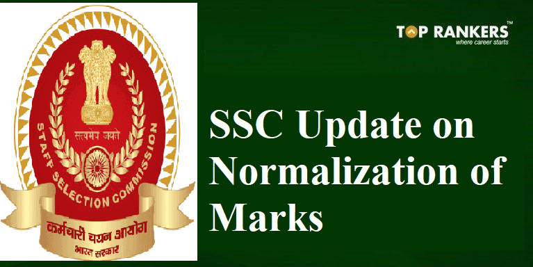 SSC Marks Normalization Update
