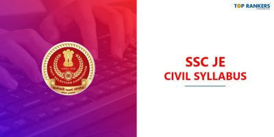 SSC JE Civil Syllabus 2020: Check Important Topics & Recommended Books