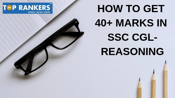 SSC CGL REASONING
